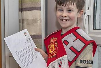 H απάντηση του Κλοπ στο γράμμα 10χρονου οπαδού της Γιουνάιτεντ