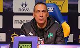 Δώνης: «Ανόητη η αποβολή του Ζαχίντ, δεν ήταν παιχνίδι από αυτά που μας έχει συνηθίσει η ομάδα»