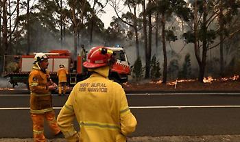 Αυστραλία: Τελετή μνήμης για τους 25 νεκρούς από τις πυρκαγιές