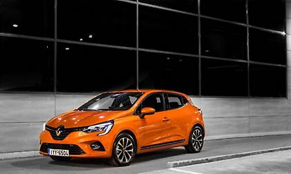 Το νέο Renault Clio πρωταγωνιστεί στην κατηγορία του