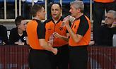 Καταδίκασε την επίθεση τους διαιτητές και ο Σύνδεσμος προπονητών Ευρωλίγκας