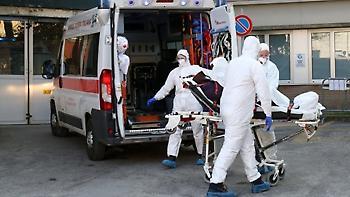 Ιταλία: 3 νεκροί-150 κρούσματα του κορωνοϊού