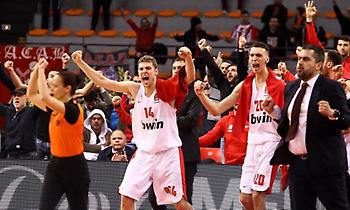 Ευρωλίγκα: Ανεπανάληπτο ρεκόρ με 8/9 «διπλά» την ίδια αγωνιστική – Μόνο ο Ολυμπιακός νίκησε εντός!