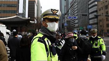 Αναβολή στη σέντρα στο κορεατικό πρωτάθλημα λόγω κορωνοϊού