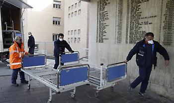 Κορωνοϊός: Τέταρτος θάνατος στη Βόρεια Ιταλία