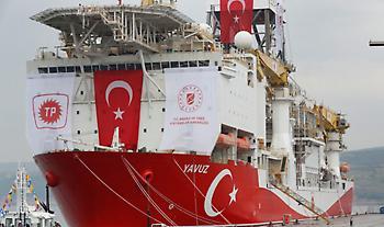 Από τη Βρετανία το τρίτο τουρκικό γεωτρύπανο