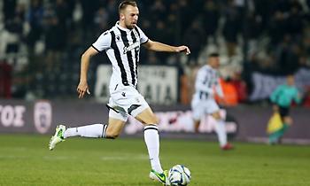 Έκανε δικό του τον Μίσιτς ο ΠΑΟΚ - Υπέγραψε συμβόλαιο τριετίας ο Κροάτης