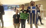 Από την Στοκχόλμη στη Μαδρίτη για τον Παναθηναϊκό! (pic)