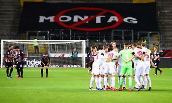 Οι οπαδοί της Άιντραχτ… μποϊκοτάρουν τα δευτεριάτικα ματς