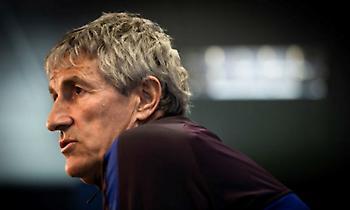Σετιέν: «Ξέρω ότι οι παίκτες μας θα σκέφτονται τους αποκλεισμούς από Ρόμα και Λίβερπουλ»