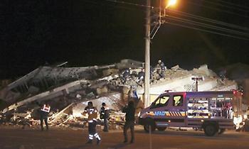 Σεισμός 5R στην ανατολική Τουρκία
