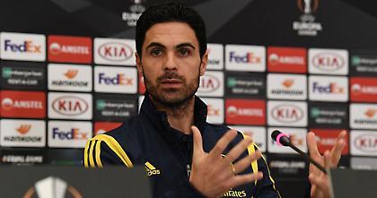 Αρτέτα: «Αν εξαιρέσουμε το πρώτο 10λεπτο, ήμασταν καλοί στο πρώτο ματς με Ολυμπιακό»