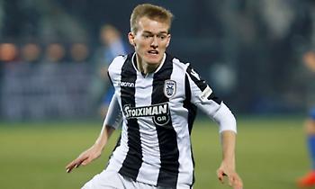 Σβιντέρσκι: «Θα βάλω τα δυνατά μου για περισσότερα γκολ»
