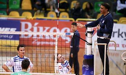 Το πρόγραμμα της 15ης αγωνιστικής της Volley League