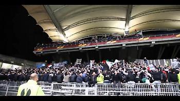 Δεν πέρασαν από έλεγχο για κορωνοϊό οι οπαδοί της Γιουβέντους στη Γαλλία