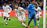 Τα highlights της νίκης της Λιόν επί της Γιουβέντους