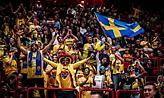 Προκριματικά Ευρωμπάσκετ: Εντυπωσιακή η παρουσία του κόσμου, ιστορικό ρεκόρ στη Σουηδία!