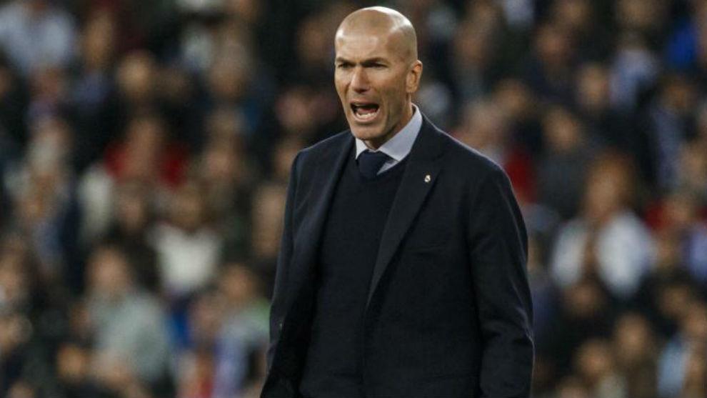 Ζιντάν: «Η Ρεάλ Μαδρίτης χρειαζόταν 10 λεπτά παραπάνω συγκέντρωσης»