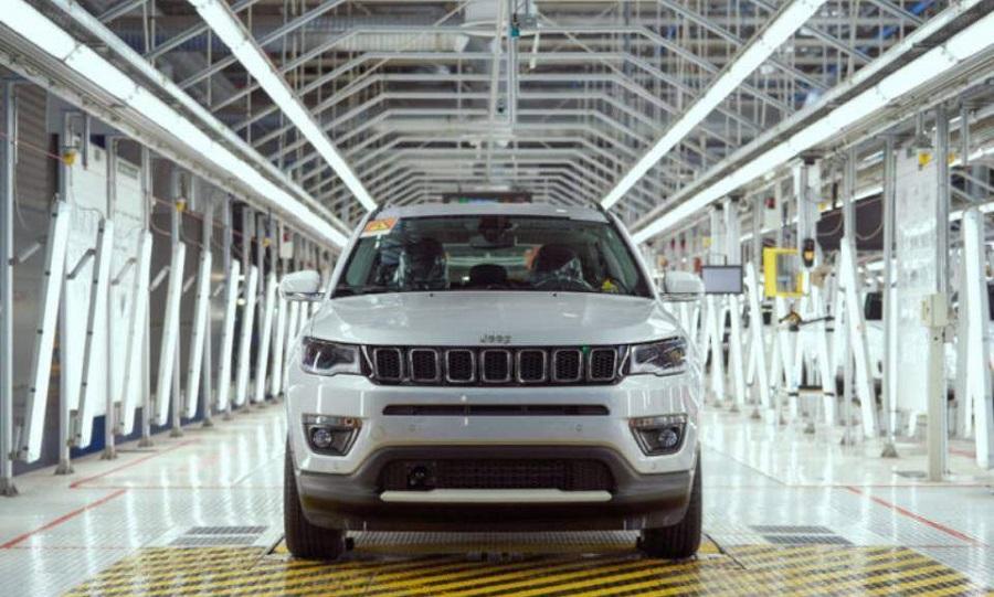 Ξεκίνησε η παραγωγή του Jeep Compass στο Melfi