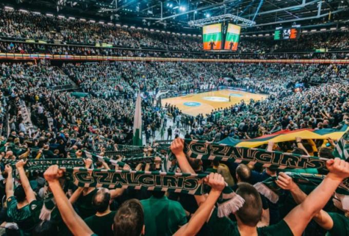 Η Ευρωλίγκα αρνήθηκε να αναβάλει το ματς Ζαλγκίρις-Αρμάνι Μιλάνο