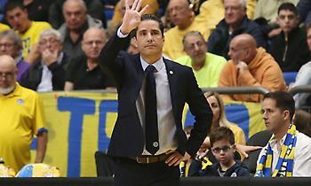 Σφαιρόπουλος: «Συγχαρητήρια στους παίκτες μου που το πίστεψαν»