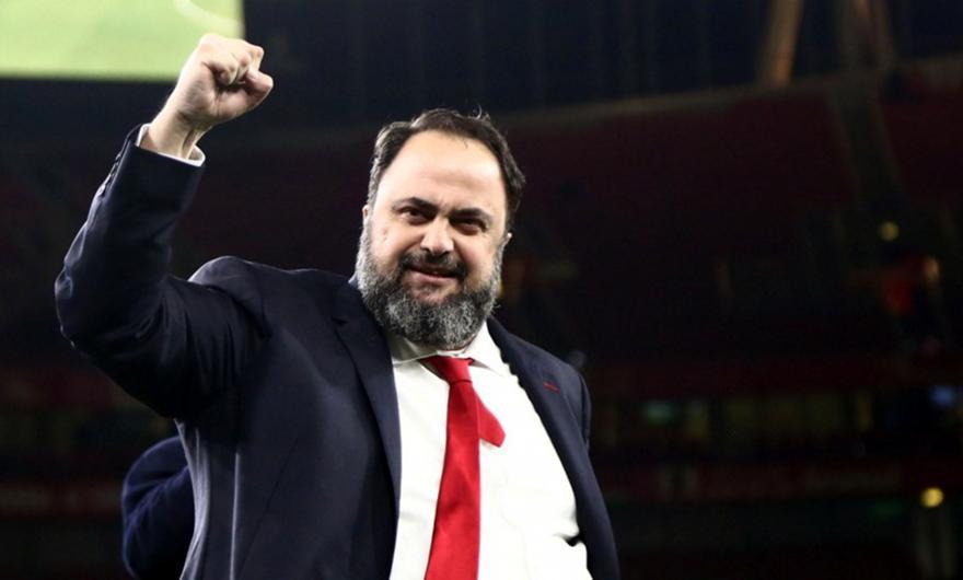 Μαρινάκης: «Τεράστια ευρωπαϊκή πρόκριση, δεν σταματάμε να ονειρευόμαστε»