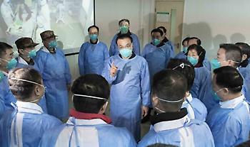 Στους 2.788 οι νεκροί από τον κορωνοϊό στη Κίνα