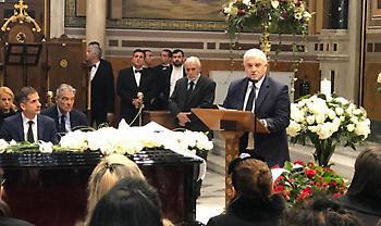 Αποχαιρέτησε Βουτσά ο Μελισσανίδης: «Υποκλινόμαστε στον άνθρωπο που λάμπρυνε την ιστορία της ΑΕΚ»