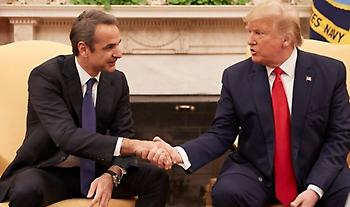Bloomberg: Κλειδί η Ελλάδα για τα σχέδια των Αμερικανών στην ανατολική Μεσόγειο