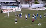 Το 1-0 του ΠΑΣ Γιάννινα κόντρα στη Δόξα (video)