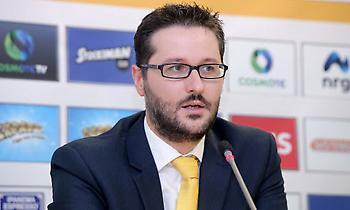 Χήνας στον ΣΠΟΡ FM: «Και η ΑΕΚ έχει παράπονα από τη διαιτησία, αλλά δεν το κάνουμε θέμα»