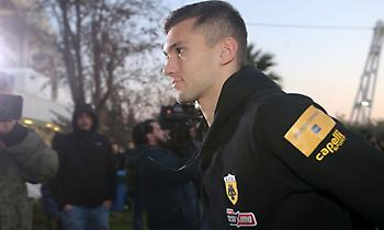 Σαμπανάτζοβιτς: «Σημαντική η εμπιστοσύνη του Καρέρα – Καλός παίκτης ο Λάτσι»