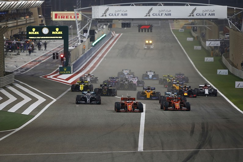 Χωρίς κόσμο το Grand Prix του Μπαχρέιν
