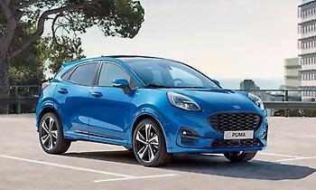 Ford Puma: Εντυπωσιακό σε πολλούς τομείς