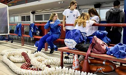 Δεν κατέβηκαν οι ομάδες, αναβλήθηκαν οι αγώνες για την Α1 πόλο γυναικών