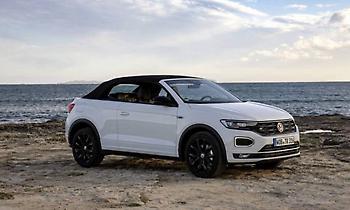 Νέο Volkswagen T-Roc Cabriolet
