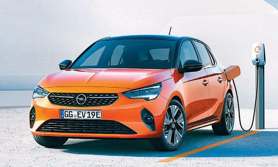 Νέο Opel Corsa-e με αυτονομία 330 χλμ.