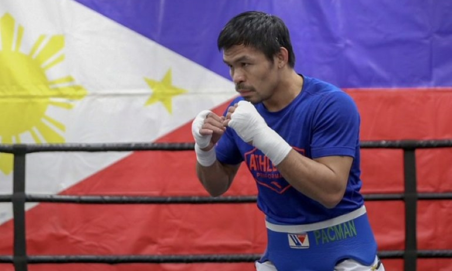 Ο Πακιάο προσφέρει τεστ για τον κορωνοϊό το υπουργείο υγείας στις Φιλιππίνες