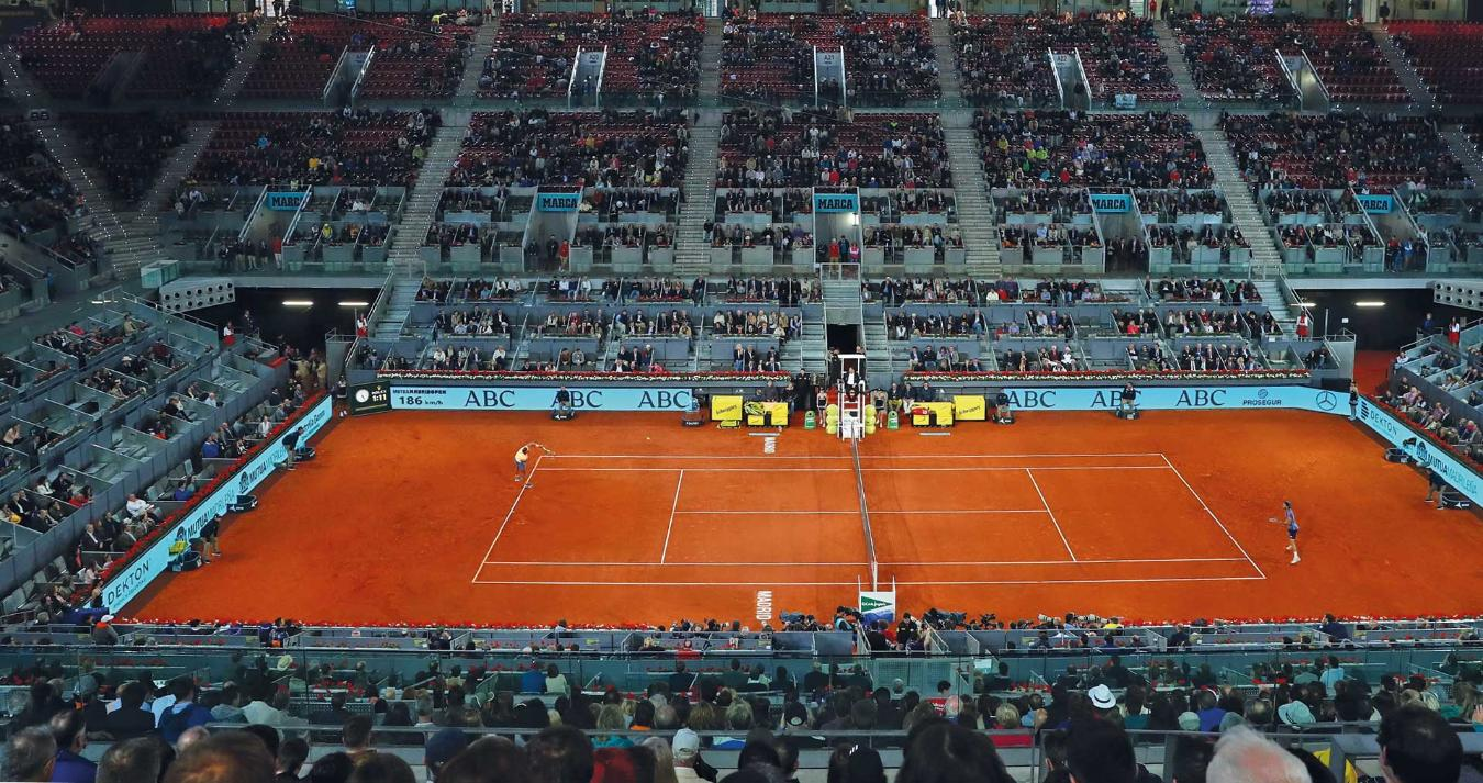 Ορίστηκε για το 2021 το Masters της Μαδρίτης