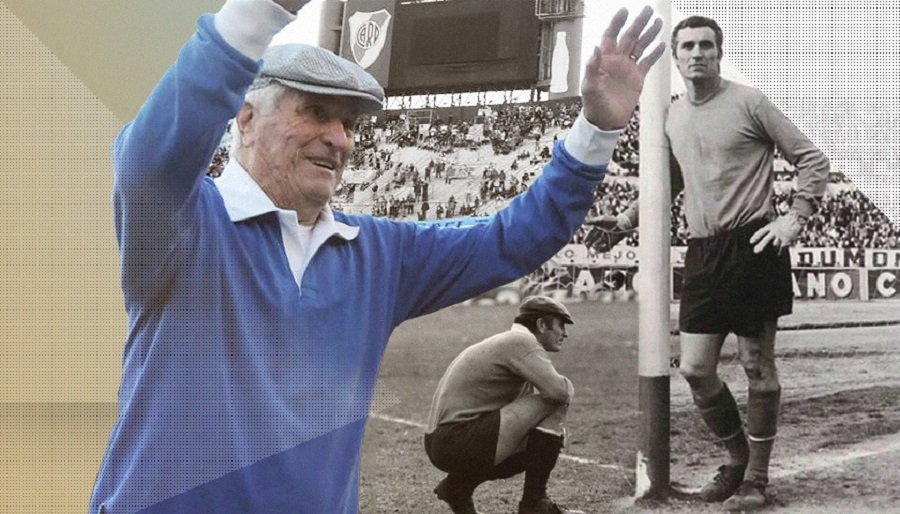 Adios, Amadeo Carrizo!