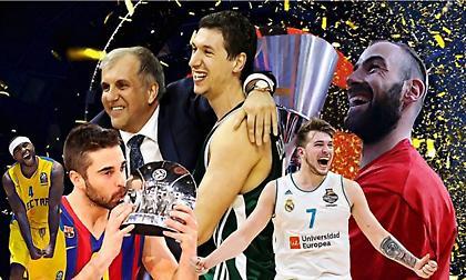 Ευρωλίγκα: Οι MVPs των Final Four της Δεκαετίας! (videos)