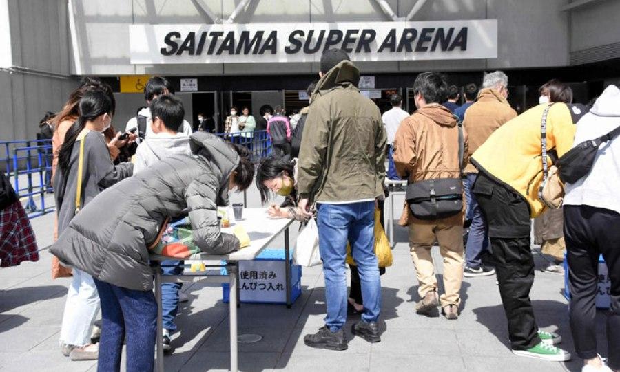 Ιαπωνία: 6500 άτομα σε αγώνες kickboxing – Έγινε το event παρά τις εκκλήσεις για αναβολή