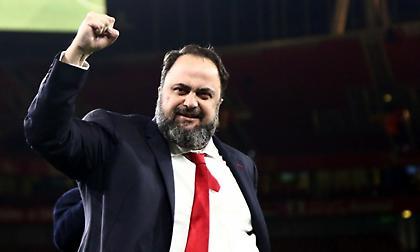 Μαρινάκης: Η ενότητα κι η ομοψυχία που μας διέπουν σαν λαό να πρωταγωνιστήσουν ξανά - Ζήτω η Ελλάδα