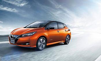 Η Nissan και η 4R Energy βραβεύθηκαν για την ενίσχυση της ανθεκτικότητας με τα EVs