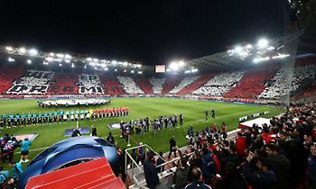 Δημοσκόπηση του Europa League για το πιο εντυπωσιακό γήπεδο με φωτογραφία «Καραϊσκάκη»