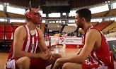 Ολυμπιακός: «Guess who?» με «διάβολο» Μιλουτίνοφ και Παπανικολάου! (video)