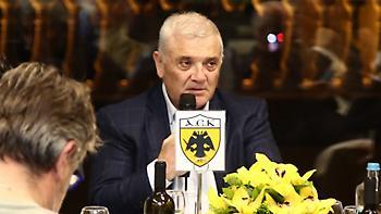 Έχει «θωρακίσει» την ΑΕΚ ο Μελισσανίδης