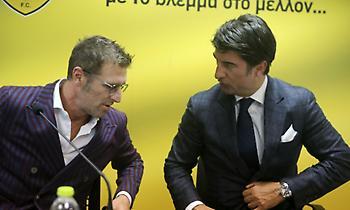 Τσακίρης: «Ο Ίβιτς έχει αρχίσει το τσεκάρισμα. Το «θέλω» των πωλήσεων στην ΑΕΚ»