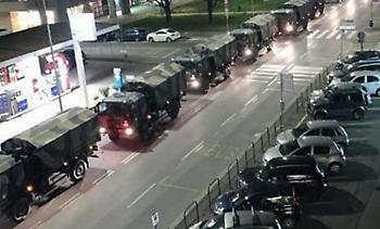 Συγκλονίζει ο πρόεδρος της Αταλάντα: «Δεν θα ξεχάσω τα φορτηγά του στρατού μπροστά στο νεκροταφείο»