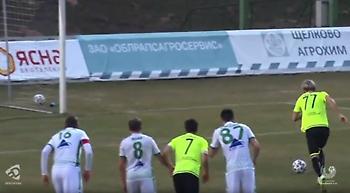 Πανένκα για τα πανηγύρια στο πρωτάθλημα Λευκορωσίας (video)